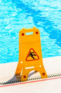 Swimming Pool Safety Sign